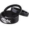 Spank Headset Spacer Kit 3 Stück black
